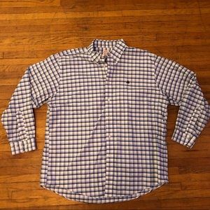 Brooks Brothers Madison Fit Supima Button Down, XL